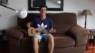Train - Hey Soul Sister (ukulele cover)   Pedro Rivas