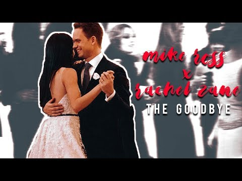 MIKE x RACHEL – The 'Perfect' Goodbye – S1-S7 (inc. Wedding Scene) | Suits Tribute [HD]