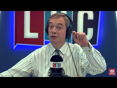 The Nigel Farage Show: Should we prepare for a second referendum? Live LBC - 11th January 2018