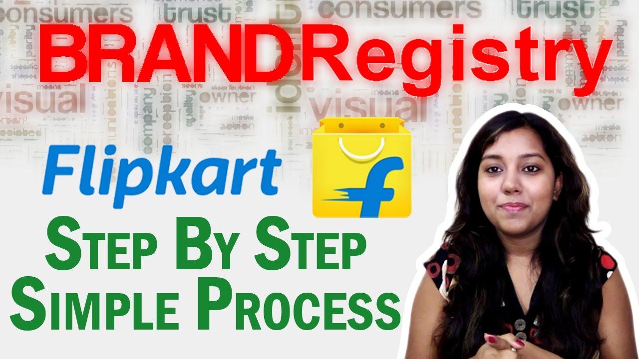 How To Get Flipkart Brand Approval Register Your Own Brand On