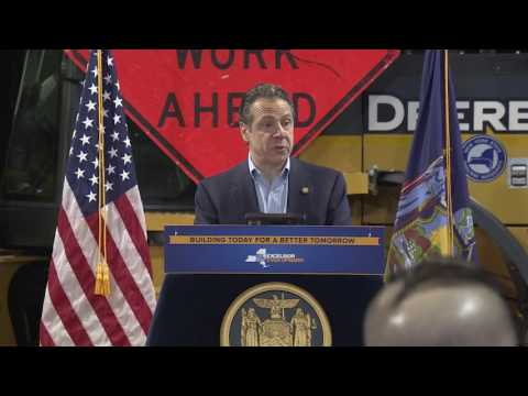 Governor Cuomo Announces Accelerated Reconstruction of Woodbury Transit & Economic Development Hub