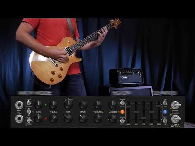 MESA/Boogie Mark Five: 25 Ch. 2 MK IV – Classic Metal