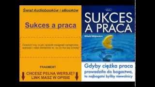 Sukces a praca - Audiobook