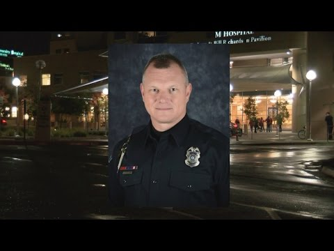 Albuquerque Police Officer Daniel Webster passes away after week-long fight