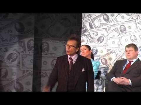 """""""Das Geld anderer Leute"""" mit Martin Semmelrogge"""