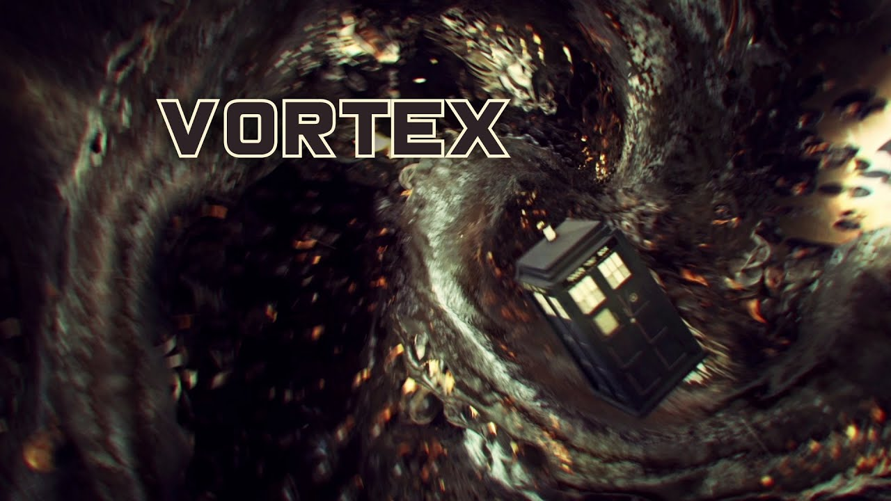 Time Who Vortex Doctor Opening