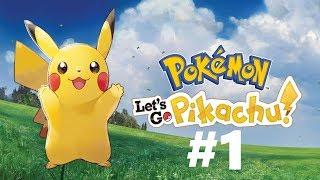 Pokemon: Let's GO Pikachu! (1) — Złap je wszystkie