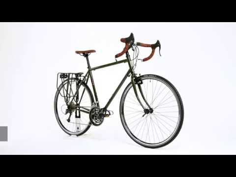 Fuji Touring Road Bike Product Video by Performance Bicycle