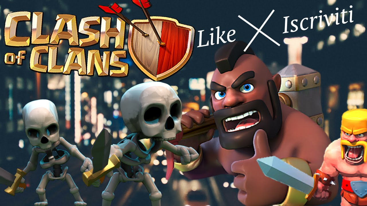 COME ATTACCARE CON I DOMATORI - Clash of Clans ITA