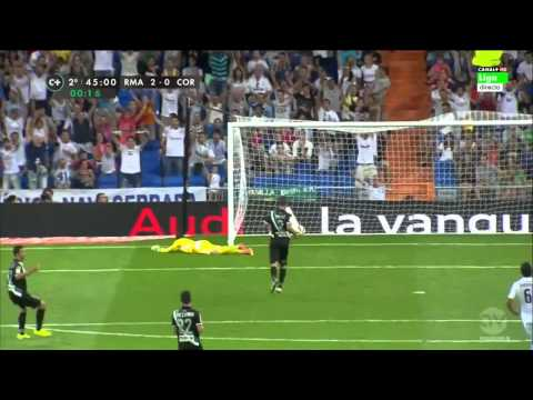 Real Madrid vs Córdoba 2-0 Goals & Highlights 25/08/2014 HD