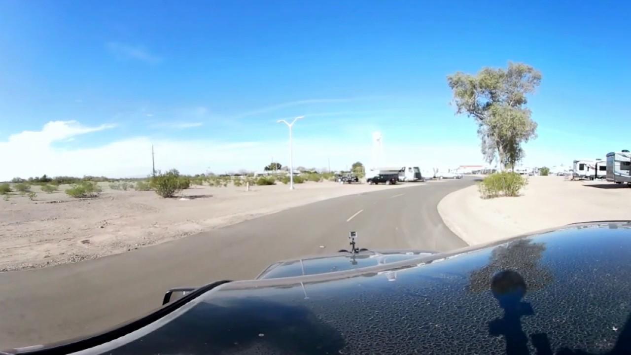 Gila bend arizona campgrounds with hookups