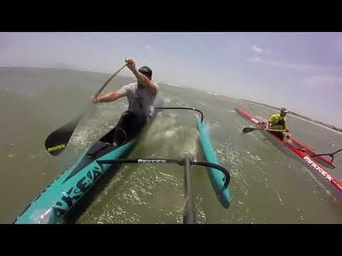 The Paddle Bug's First Downwind Run - 74 Super Beetle - Part 2
