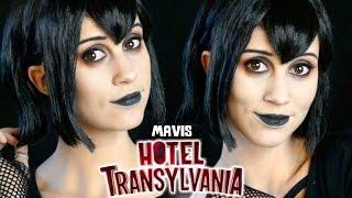 Mavis Hotel Transylvania - Halloween Makeup Tutorial