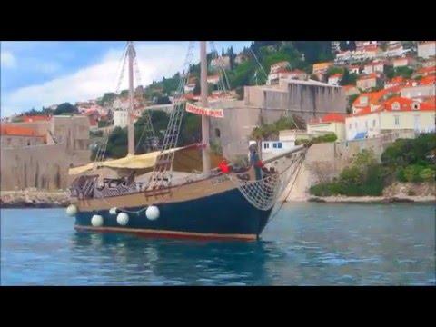 Dubrovnik - Lokrum, Izlet brodom
