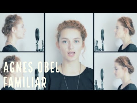 Jessiah - Familiar by Agnes Obel (cover)