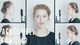 Agnes Obel Familiar Cover By Jessiah