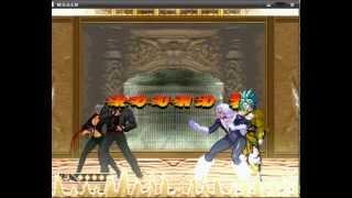 Mugen Fight- Big Boobed Girl Defeats Broli SSJ3!!!?