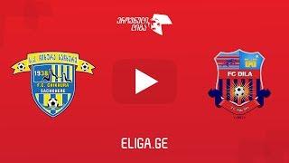 Chikhura vs Dila Gori full match