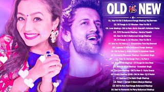 Old vs New Bollywood Mashup Songs 2021 | Old Hindi Songs Mashup Live_Sad Songs| Indian Mashup 2021