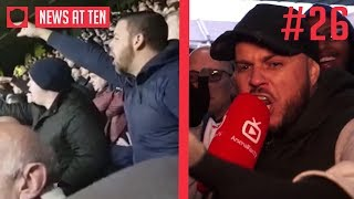 DT BUZZING AFTER ARSENAL SMASH SPURS, WEST HAM IN CRISIS? | NEWS AT TEN #26