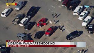 Walmart Shooting in Duncan Oklahoma