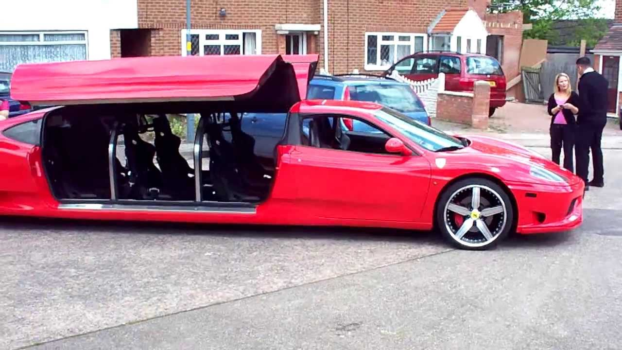 Ferrari Limo Part 1