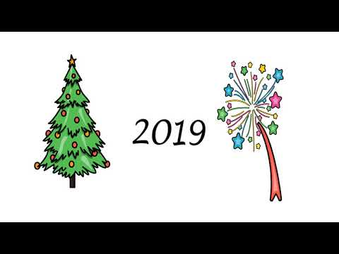 From Xmas to 2019