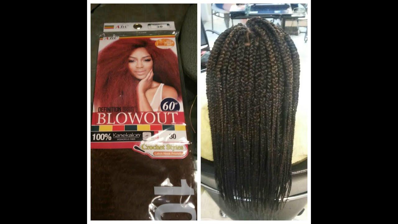 Definition Braid Out 100 Kanekalon Hair
