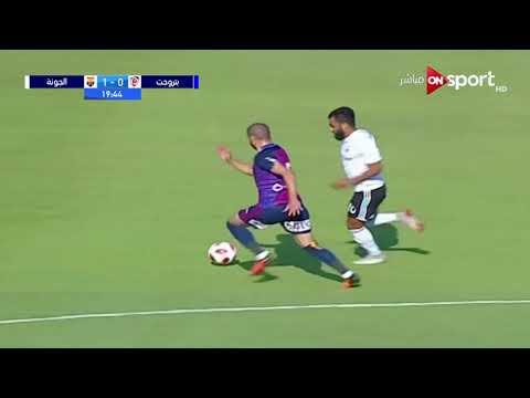 ملخص  مباراة بتروجيت و الجونه  1- 2 Petrojet vs El Gouna