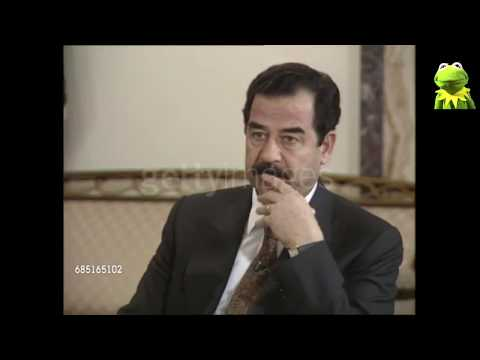 Saddam Hussein exposes the reason for invasion Kuwait