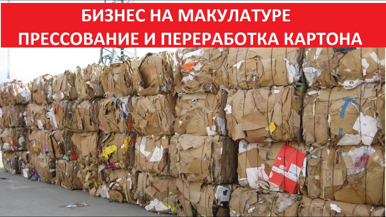 Бизнес утилизация мусора макулатура макулатура сайт