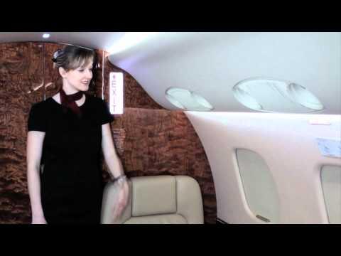 Embraer Legacy - Safety Demo