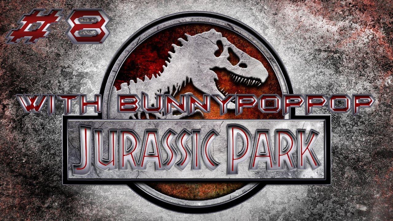 Let's Play - Jurassic Park - Roller Coaster - Episode 8