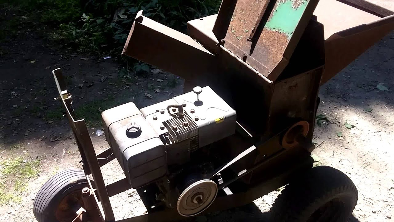 A Working Ww Grinder Corp Shredder