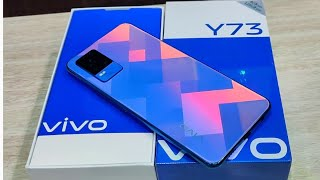 Vivo Y73 Unboxing, First Impression & Review !! Vivo Y73 Price !! Stylish-Ultra Slim AG Glass,64MP🔥🔥