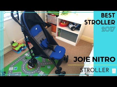 joie-nitro-stroller-midnight-blue-pushchair-review