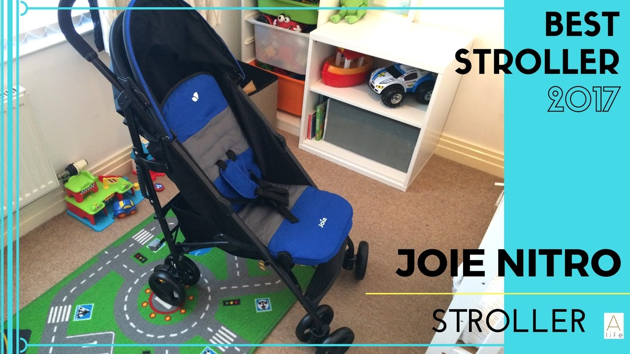 Joie Nitro Babyone Joie Nitro Stroller Midnight Blue Pushchair Review