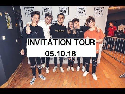 Why Don't We - Invitation Tour 05.10.18 - Limelight + Full Concert