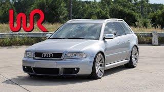 Audi RS4 (2000) Videos