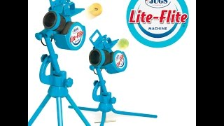 jugs lite flite baseball pitching machine 60 off limited time offer