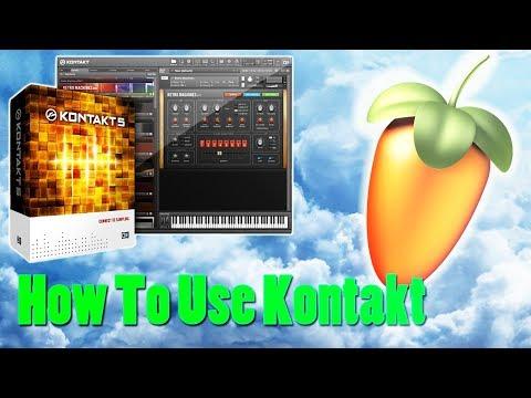 How To Multi-Route Kontakt 5 Instruments In FL Studios
