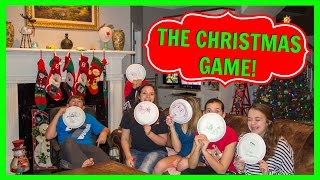 Christmas Game Challenge! #vlogmas Day 22