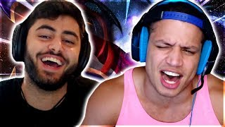 When Yassuo & Tyler1 Are On The Same Team... - Funny LoL Moments