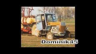 Maszyny Rolnicze w PRL
