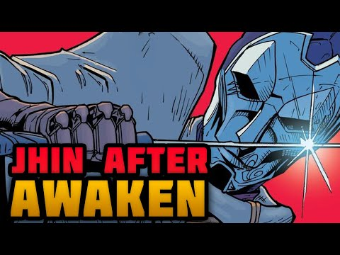 What Happened to Jhin After the 'Awaken' Cinematic?