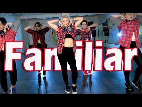 Familiar - Liam Payne & J Balvin | Jasmine Meakin (Mega Jam)
