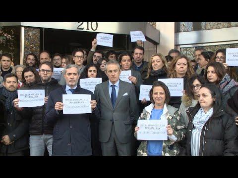 Europa Press y Diario de Mallorca se querellan contra el juez