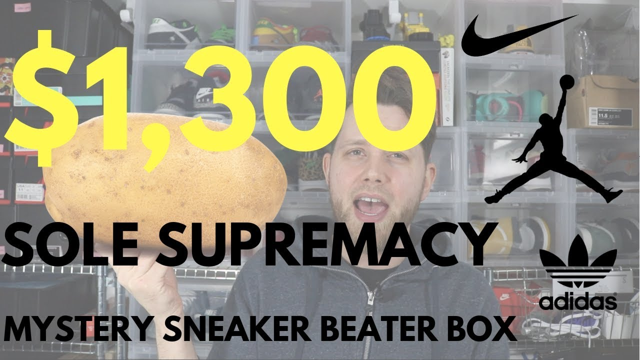 1300 sole supremacy beater
