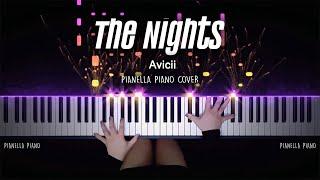 Avicii - The Nights | Piano Cover by Pianella Piano