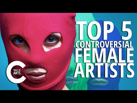 TOP 5 CONTROVERSIAL FEMALE ARTISTS | CANVAS Mp3